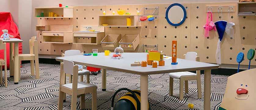 Hotel Excelsior, Chamonix, France - play room.jpg